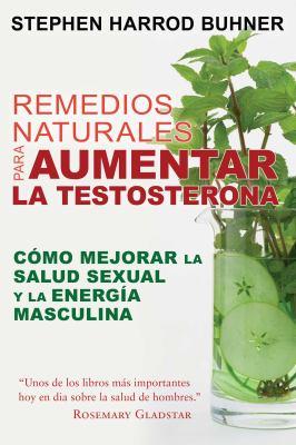 Remedios naturales para aumentar la testosterona book jacket
