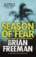 A Season of Fear (Cab Bolton)