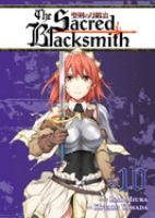 The sacred blacksmith. Volume 10