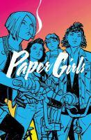 Paper Girls, vol. 1 book cover