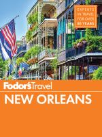 Fodor's New Orleans book cover