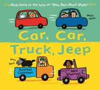 Cover of Car Car Truck Jeep