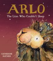 Cover of Arlo, the Lion Who Couldn'