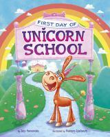 First day of unicorn school JE