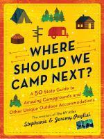 Where should we camp next Non