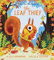 The leaf thief JE Fic