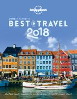 Lonely Planet's Best in Travel 2018 13th Ed.: 13th Edition