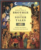 The Barefoot Book of Brother and Sister Tale book cover