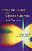 Living and Loving With Asperger Syndrome