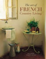 Art of French Country Living book cover
