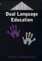 Dual Language Education