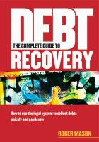 Complete Guide to Debt Recovery