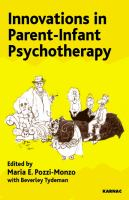 Innovations in Parent-infant Psychotherapy