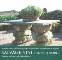 Salvage style in Your Garden Book Cover