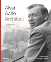 Alvar Aalto, architect cover