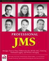 Professional JMS Programming
