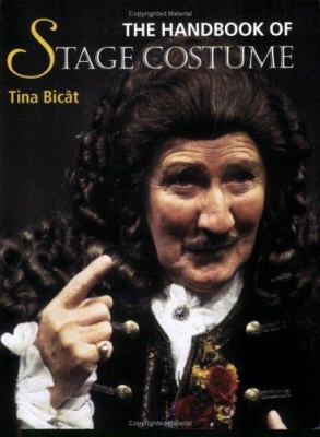 "Picture of the book cover for ""The Handbook of Stage Costume"""