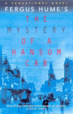 Mystery of a hansom cab cover