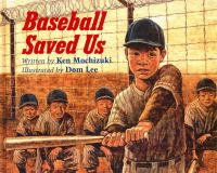 Cover of Baseball Saved Us