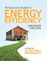 The Homeowner's Handbook to Energy Efficiency