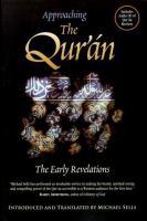 Approaching the Quran
