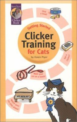 Cover image for Clicker training for cats