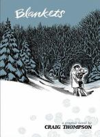 Cover of Blankets: An Illustrated N