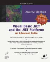 Visual Basic .NET and the .NET Platform
