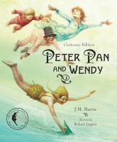 Image: Peter Pan and Wendy