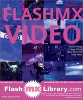 Macromedia Flash MX Video