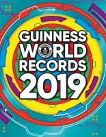 Guinness world records 2019.