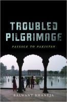 Image: Troubled Pilgrimage