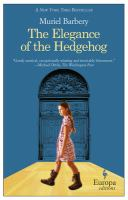 Cover of The Elegance of the Hedgeh