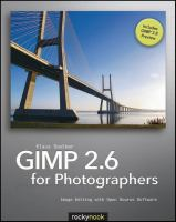 GIMP 2.6 for Photographers
