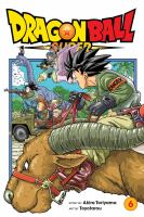 DragonBall Super Vol 6