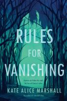 Rules for vanishing402 pages ; 22 cm