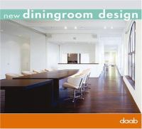 New diningroom design book cover