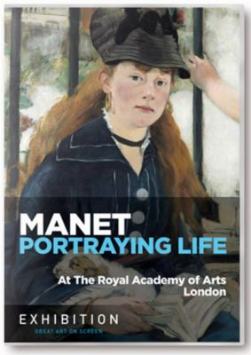 Cover image for Manet, Portraying Life
