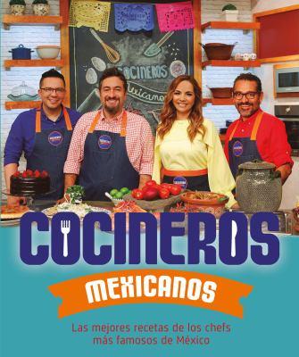 Cocineros mexicanos(book-cover)