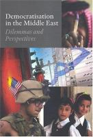 Democratisation in the Middle East