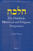 The Halakhah
