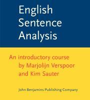 English Sentence Analysis
