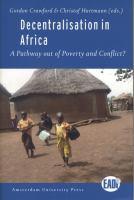 Decentralisation in Africa