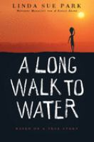 Book cover of a long walk to water