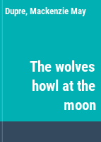 The wolves howl at the moon