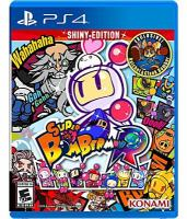 Super Bomberman R [electronic resource (video game for PS4)]