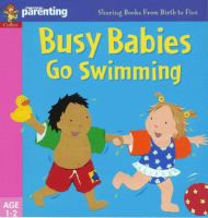Busy Babies Go Swimming