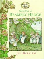 Baby Mice in Brambley Hedge
