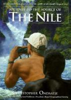 Journey to the Source of the Nile