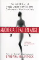 Anorexia's Fallen Angel